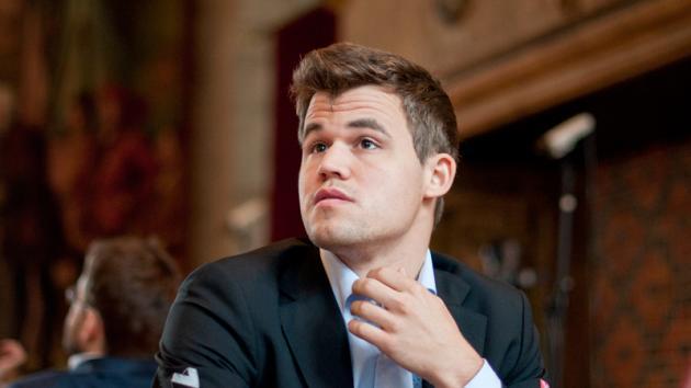 Magnus Carlsen Cruises To Victory In Leuven