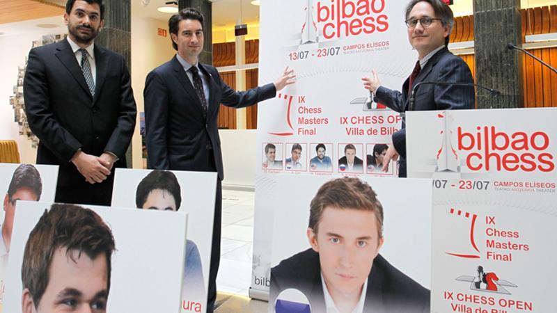 Carlsen To Face Karjakin Twice Next Month In Bilbao