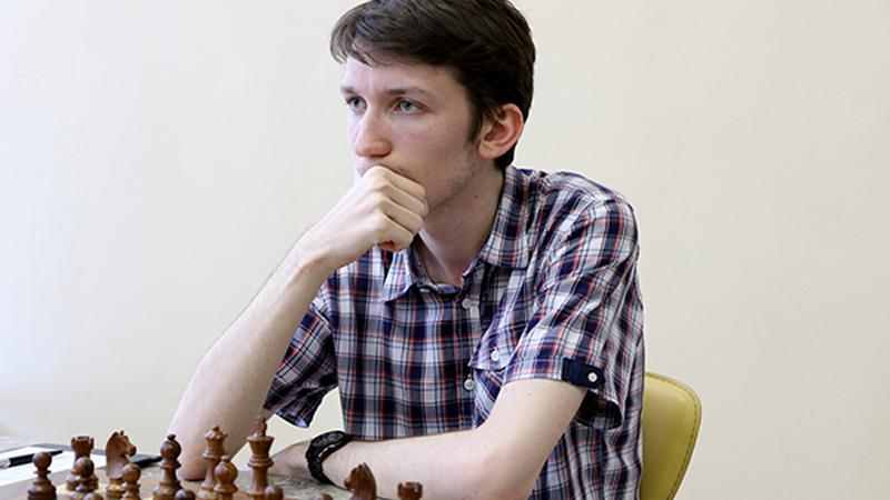 Oparin Wins Russian Championship's Higher League