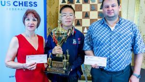 Ruifeng Li, Fridman Tie For First At National Open's Thumbnail