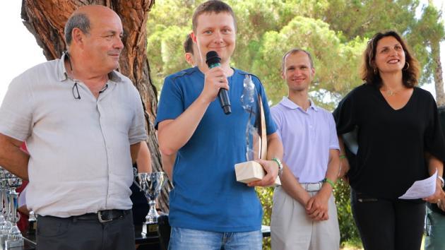 Areshchenko Retains Title In Pretty Porticcio