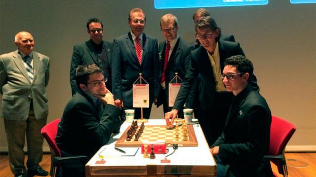 MVL Beats Caruana As Dortmund Takes Off