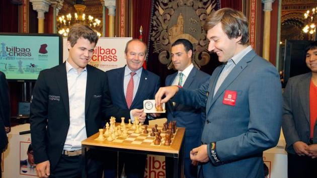 Bilbao Preview: Magnus Carlsen Or Someone Else? (UPDATED)