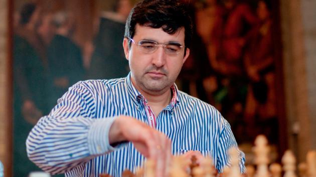 Dortmund R3: Kramnik Steals The Show But Only Draws