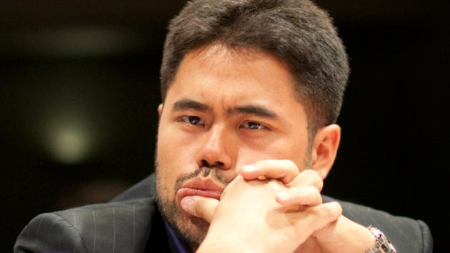 Nakamura Finally Beats Carlsen, Leads In Bilbao