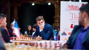 Carlsen Recovers, Beats Wei Yi In Bilbao's Thumbnail