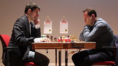 Vachier-Lagrave Plays Pac-Man, Gobbles Pawns To Extend Lead