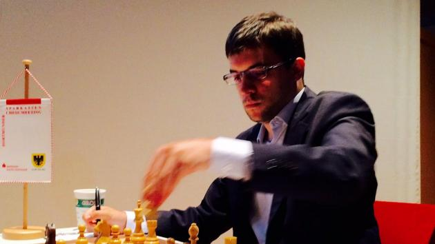 Kramnik Wins, Shares 2nd With Dominguez, Caruana Behind Vachier-Lagrave