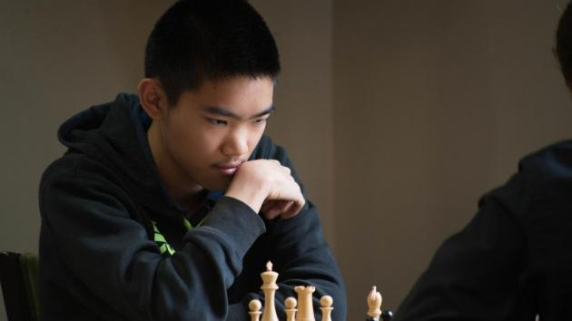 Jeffery Xiong Proves Too Strong At U.S. Junior
