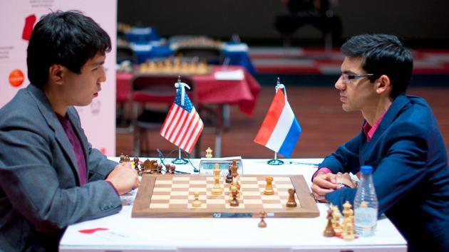 Bilbao Masters: So Pushes Giri Further Down