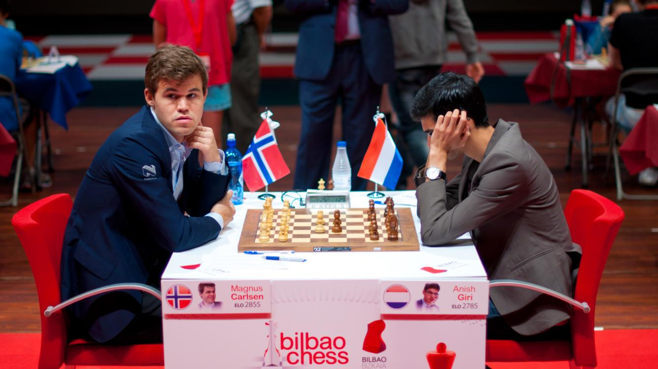 Carlsen Finally Beats Giri, Clinches Bilbao Masters With Round To Spare