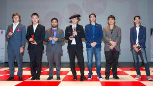 Bilbao Masters Ends With 3 Draws's Thumbnail