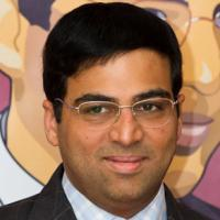 Anand Catches McShane In London