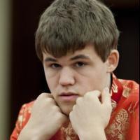 Carlsen Joins The Leaders In London