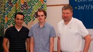 Bluebaum Wins Xtracon Open, Shirov 2nd's Thumbnail
