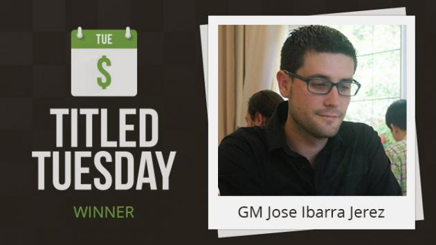 Magic Score Is 8/9 For Titled Tuesday Winners