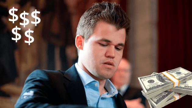 Should Anyone With Money Be Able To Challenge Magnus Carlsen?