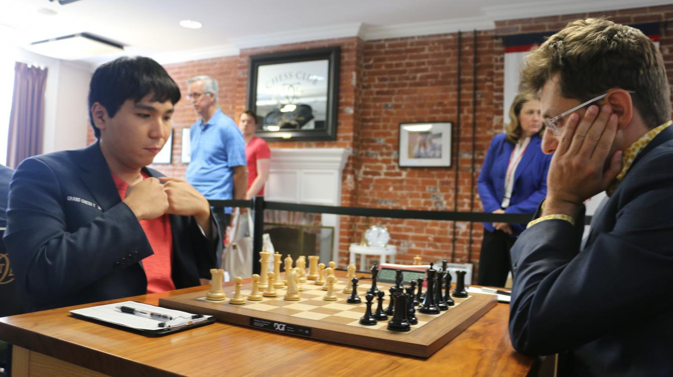 Peace With The Pieces: 5 Draws At Sinquefield Cup Round 3