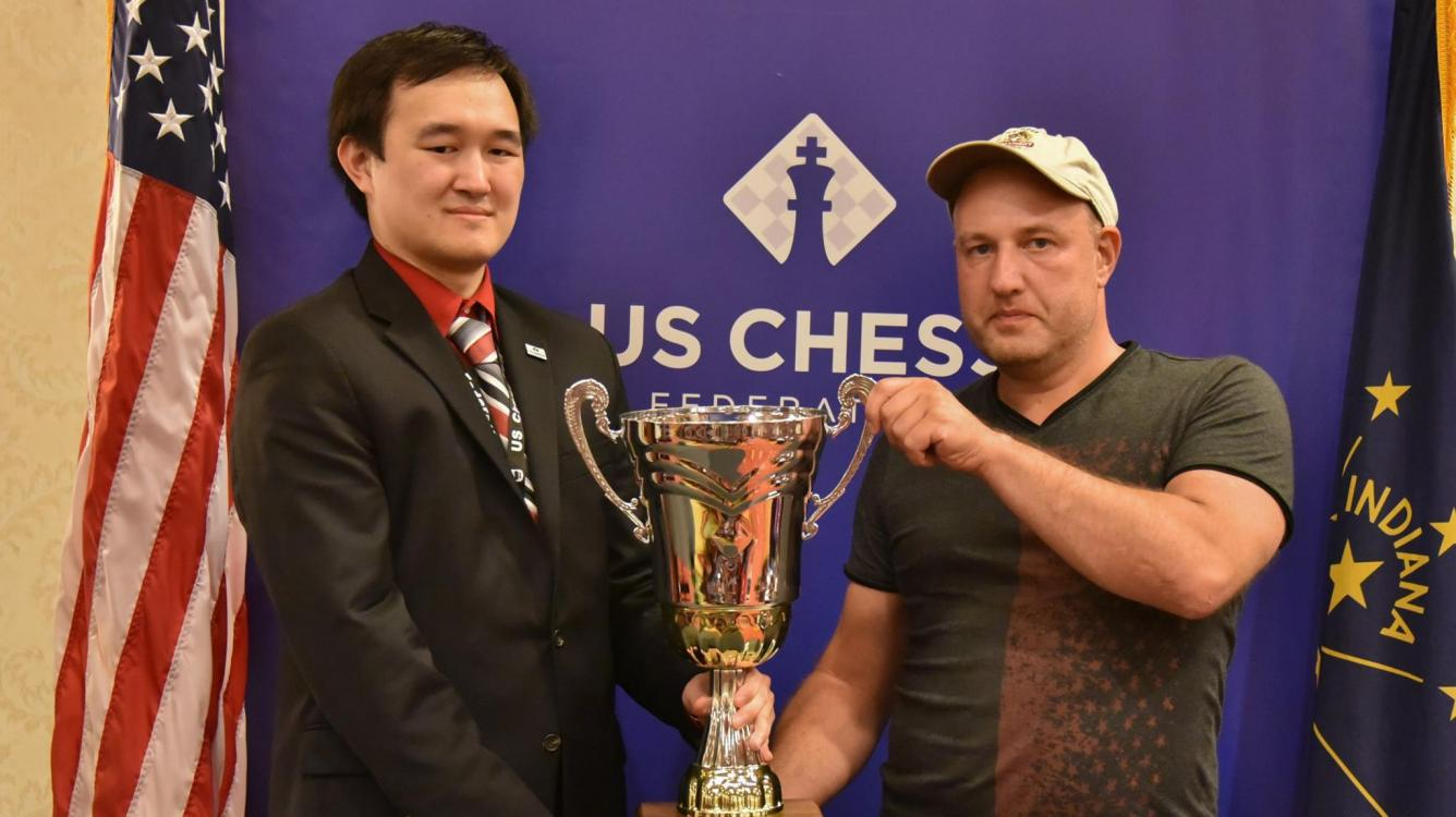 Shabalov Repeats At U.S. Open, Earns Slot At U.S. Champs