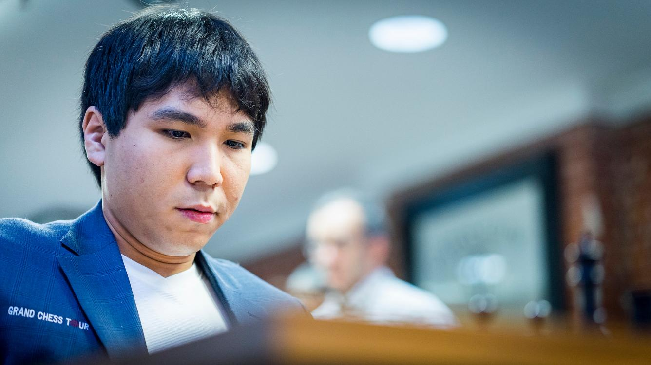So Defeats Topalov, Seizes Clear Lead In Sinquefield Cup