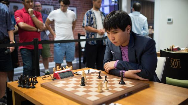 So Wins Sinquefield; Topalov Falls Short