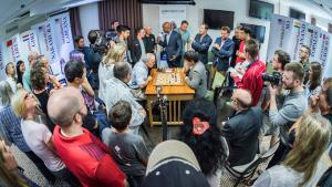 Kasparov, Other Elites, And The Sinquefields Take 'Ultimate Moves' To Overtime's Thumbnail
