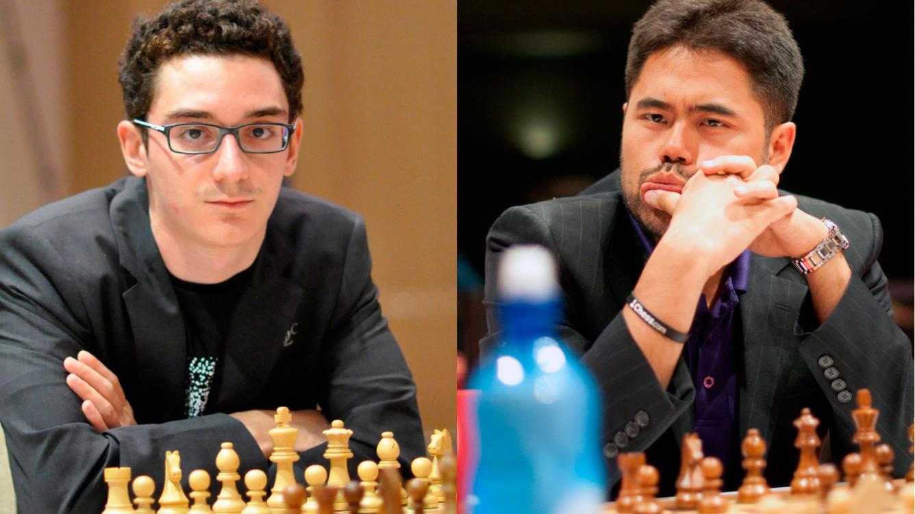 Caruana, Nakamura To Play Chess.com Isle of Man International