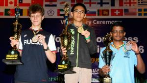 Xiong Secures World Junior Title With Round To Spare (UPDATED)'s Thumbnail