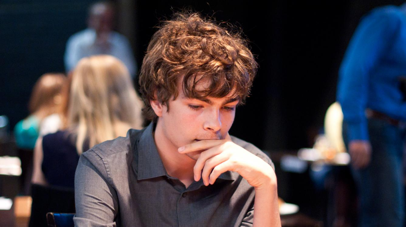 17-Year-Old Wins Dutch Championship