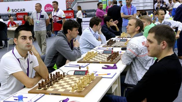 5 Perfect Teams Left At Baku Olympiad