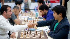 USA, Ukraine, Chinese Women Hold Inside Track To Baku Gold's Thumbnail