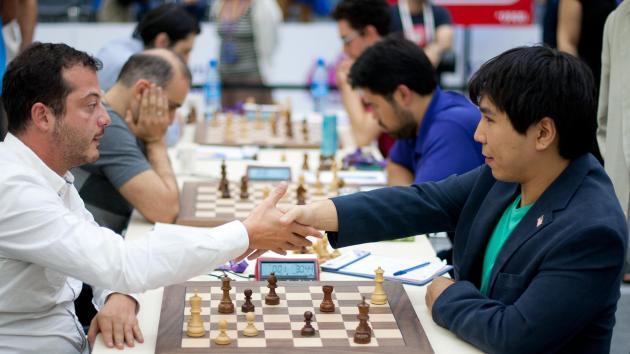 USA, Ukraine, Chinese Women Hold Inside Track To Baku Gold