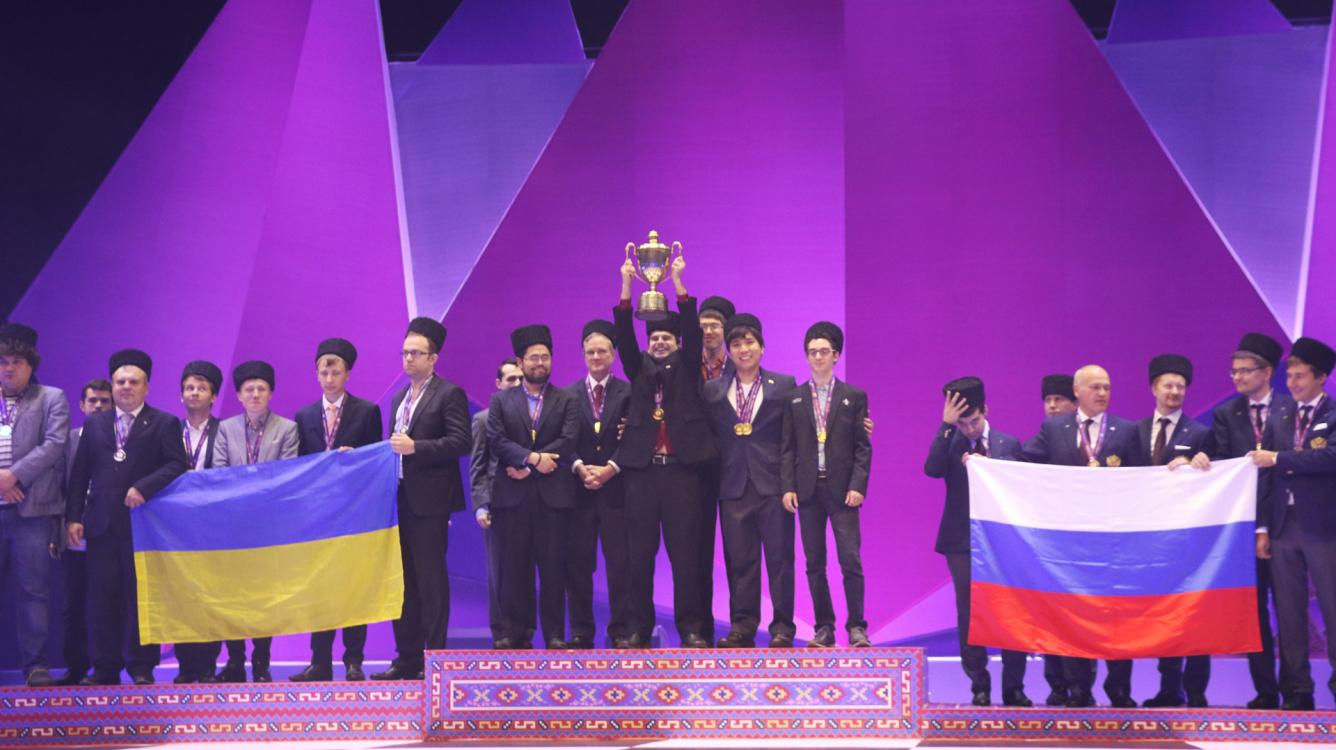Chess Olympiad 2016: USA Wins 1st Olympic Gold In 40 Years; China Takes Women's Section