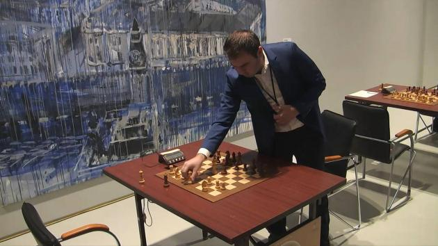 Mamedyarov Shines In Tal Memorial Blitz