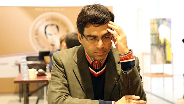 Anand Deals Gelfand 4th Straight Loss In Tal Memorial