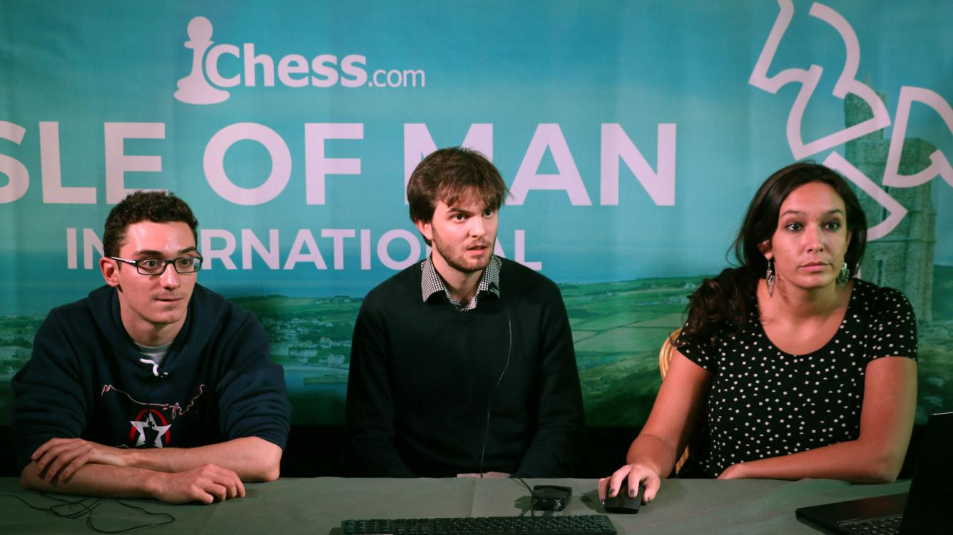 Sorry, 2700s And 2800s: Vidit, Shirov Lead In IOM