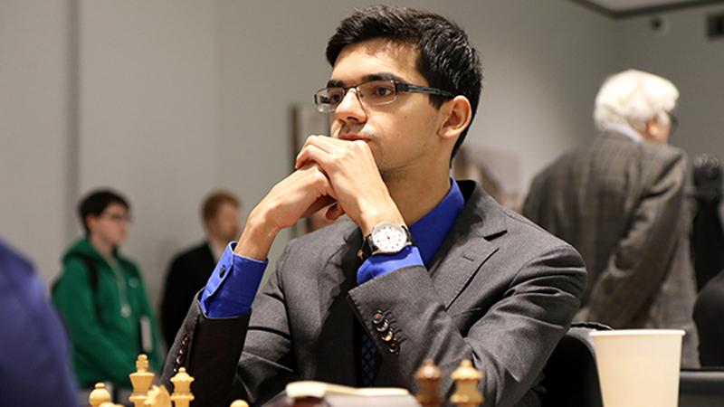 Peaceful Round In Moscow As Giri Celebrates Fatherhood