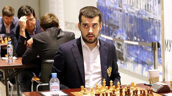 Nepo Nears Record Success, Holds Lead Over Giri
