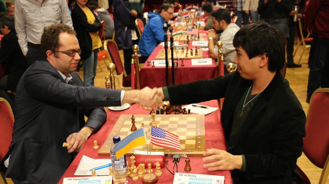 Eljanov Wins Isle Of Man, Beats Caruana On Tiebreak