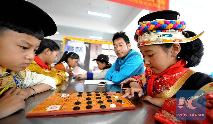 From Tibet To Prisons To Cannabis Lounges, Chess Is Played Everywhere