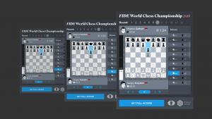 Agon Limits Carlsen-Karjakin Relays To Official Widget's Thumbnail