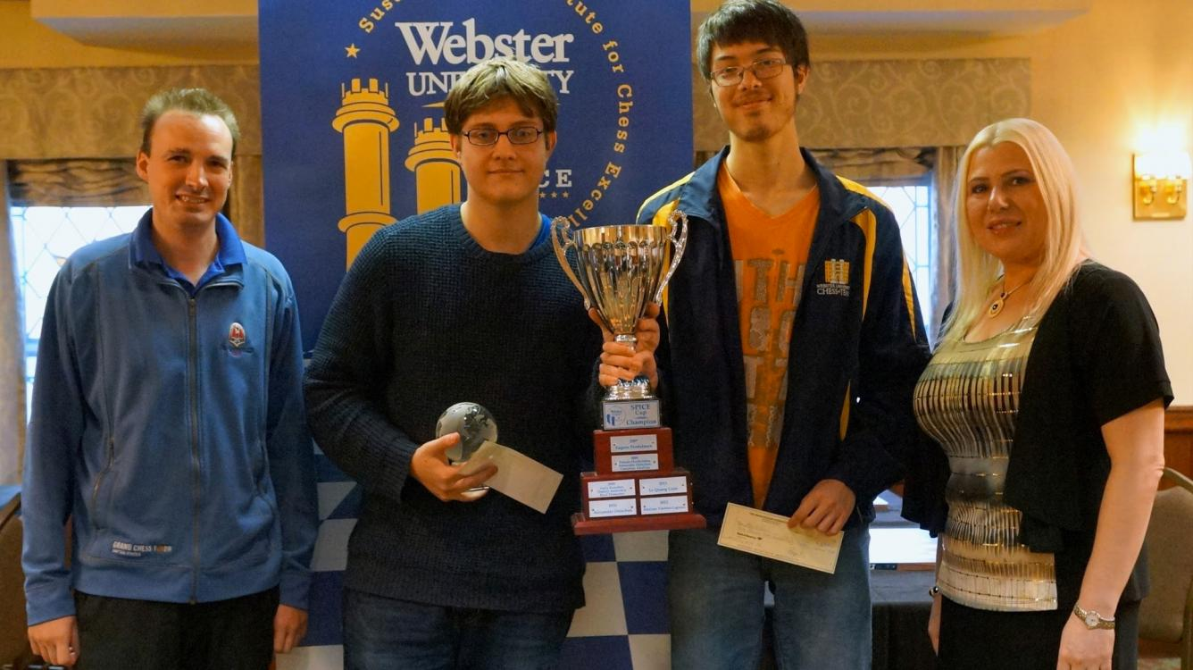 Sevian Defeats Robson In Playoff At SPICE Cup Open