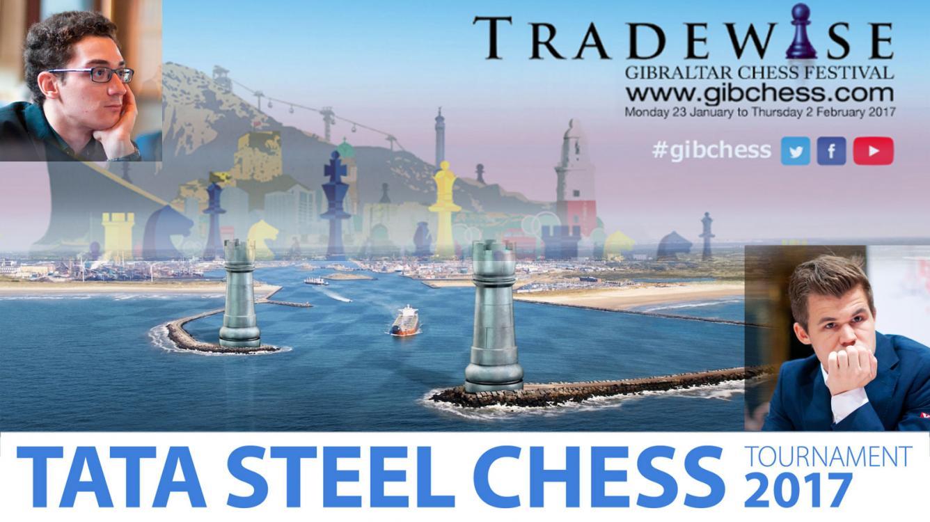 Carlsen Returns To Wijk aan Zee; Caruana Plays Gibraltar