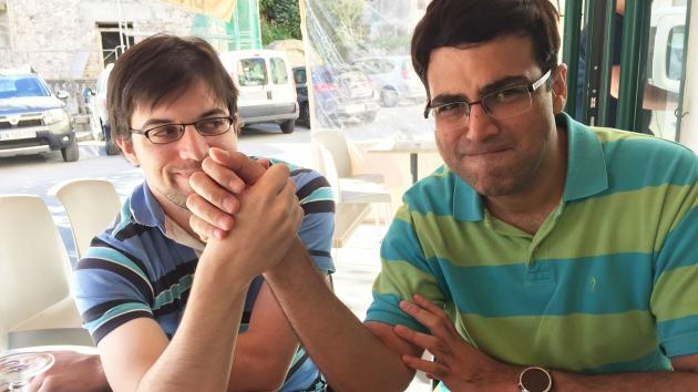 MVL Beats Anand In Corsica Masters Final