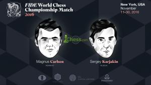 How To Follow Carlsen vs Karjakin On Chess.com's Thumbnail