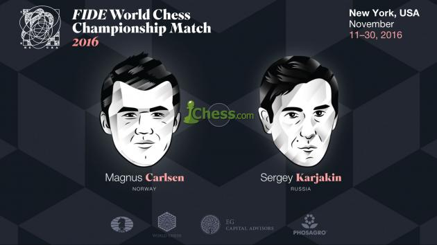 How To Follow Carlsen vs Karjakin On Chess.com