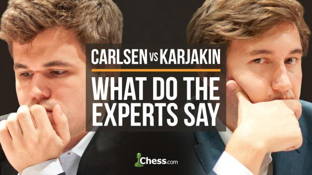 Carlsen-Karjakin: What The Experts Say