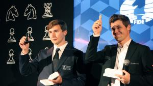 Carlsen Plays White In Round 1; Agon's Injunction Denied's Thumbnail