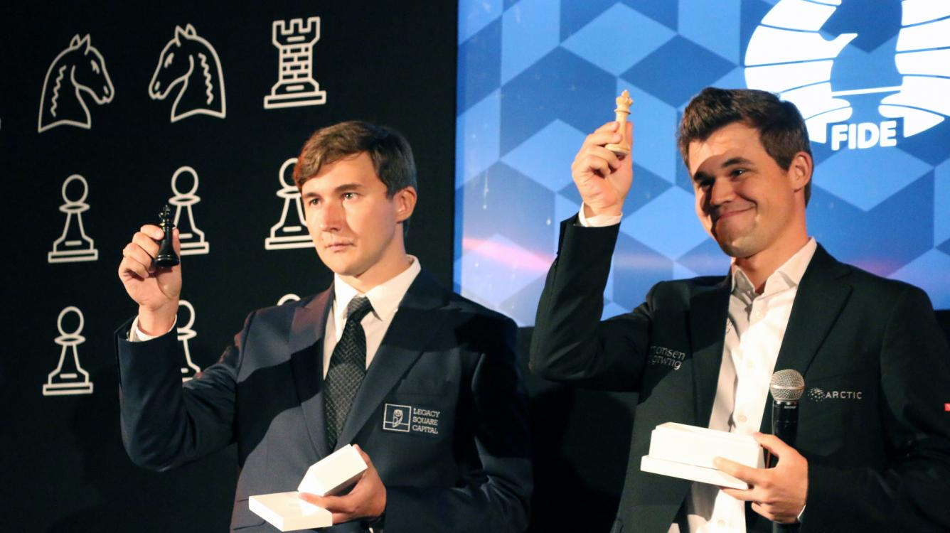 Carlsen Plays White In Round 1; Agon's Injunction Denied