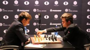 Miniatura de Carlsen Rejects The Berlin In Game 2